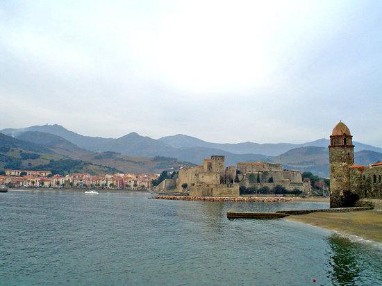 Collioure, Frankrig: Un poble de postal