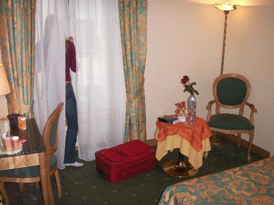 Best Western Hotel Strasbourg: Bedroom