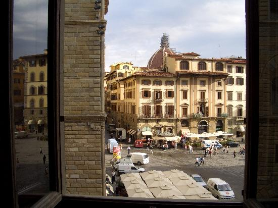 Relais Uffizi : View during breakfast