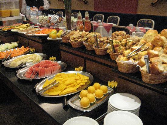 Copacabana Rio Hotel: The Very Nice Breakfast