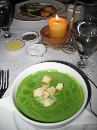 Inkaterra Machu Picchu Pueblo Hotel: Food at the restaraunt