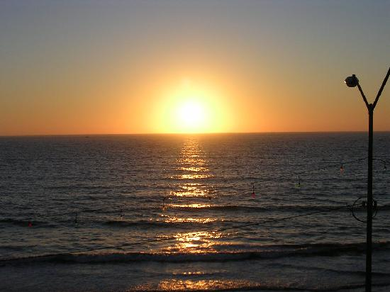 Hotel La Siesta, Rm 314, balcony view of beautiful sunsets!