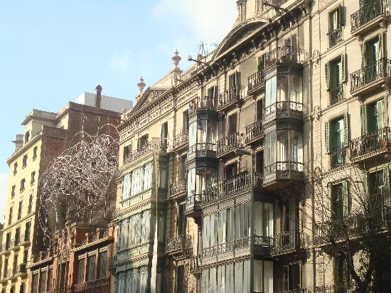 Pla a catalunya foto van hotel regina barcelona for Hotel regina barcelona booking