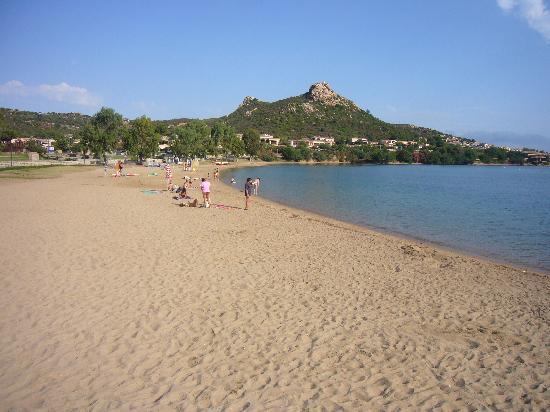 La plage la plus proche de l 39 h tel bild von hotel del for Hotel plus proche