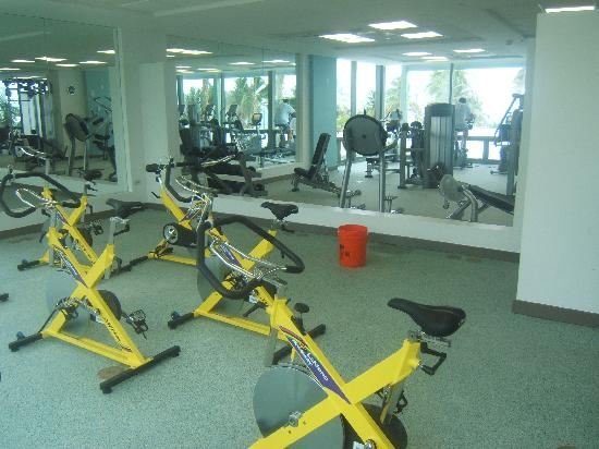 La Concha Renaissance San Juan Resort Gym Pictures Reviews Tripadvisor