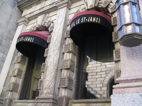 Hotel Le St-James: Le St James