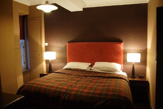 Royal Mile Residence: Double bedroom in apartment 5