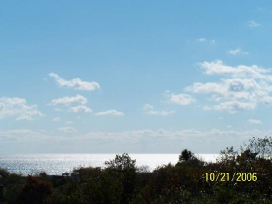 Beachcomber Resort At Montauk: View of Beach/ocean from Hill House deck