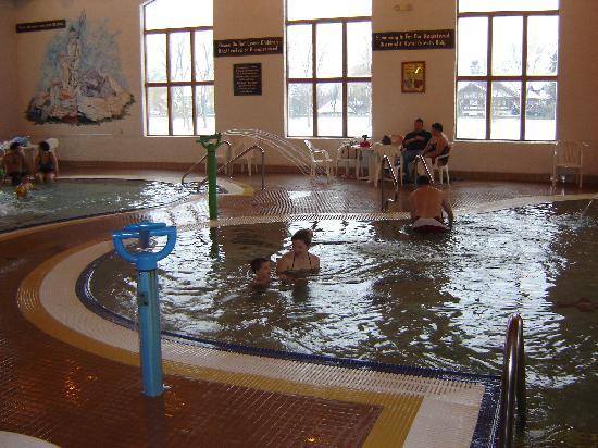 the kiddie pool at bavarian inn picture of bavarian inn lodge