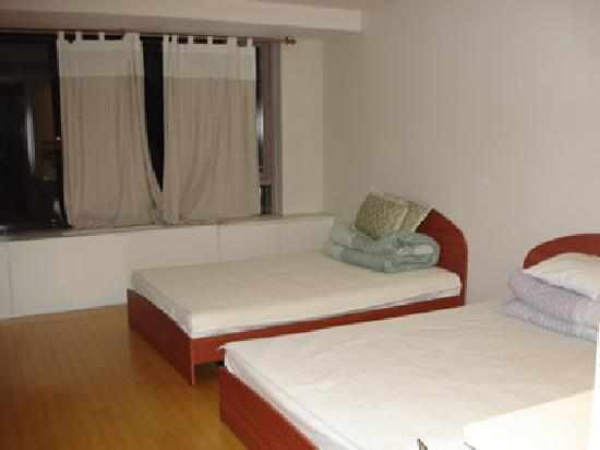 Incheon Airport Guesthouse: Bedroom