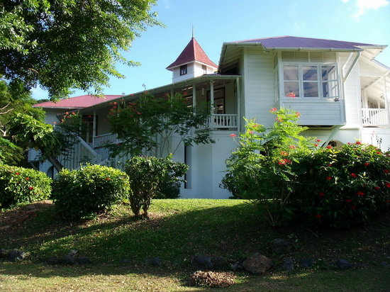 Grafton house villa reviews tobago trinidad and tobago for Grafton house