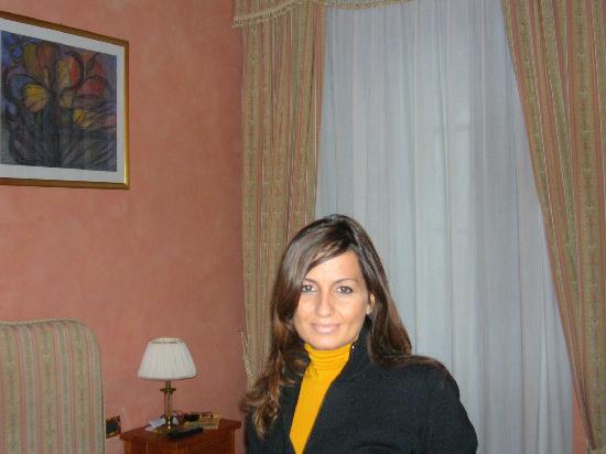 Palazzo al Torrione 2: sonja in camera