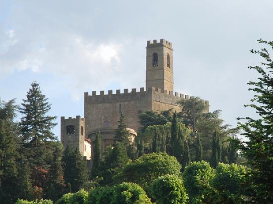 Parc Hotel: Castello di Poppi