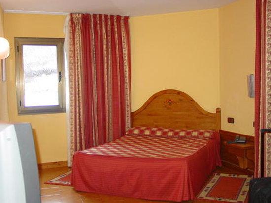 St Gothard Hotel: Double Room