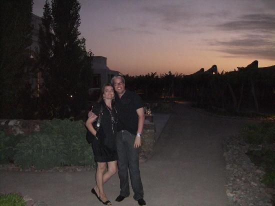 Cavas Wine Lodge : Us