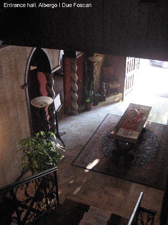 Entrance Hall of I Due Foscari