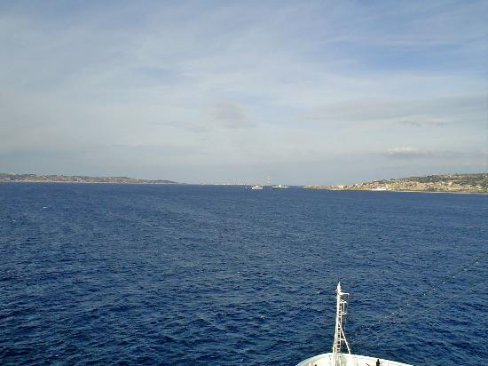 เมสซีนา, อิตาลี: El estrecho de Messina ¿por ahí tenemos que pasar?