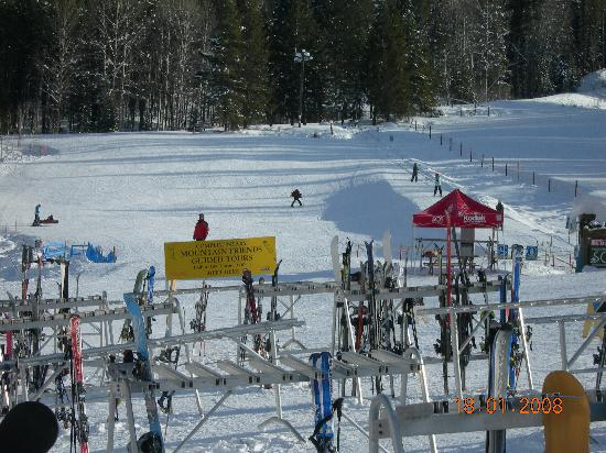 Panorama Mountain Resort: Nursery Slopes