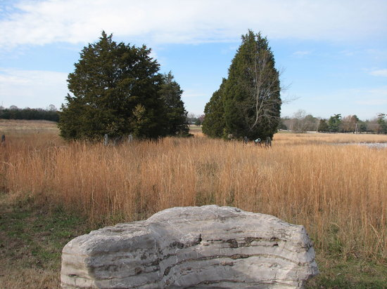 Stones River National Battlefield: Stones River Battlefield