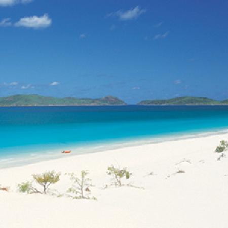 Whitehaven Beach : Paradise
