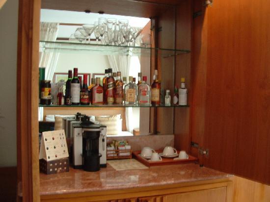 Eden Resort & Spa : Mini Bar !