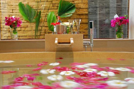 Phuket, Thailand: can you believe they have hand made baths?