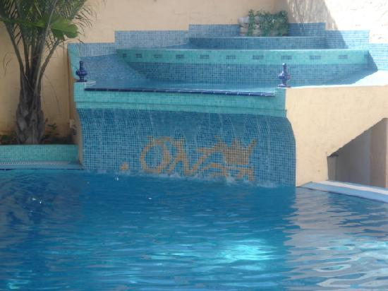 Hotel Nerja Princ: piscina, muy limpia y cuidada