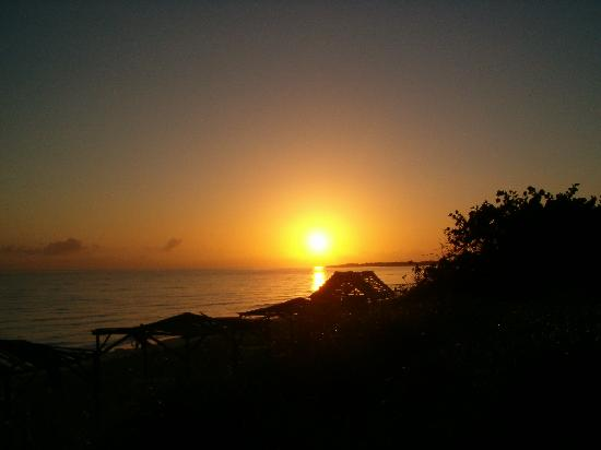 Hotel Colonial Cayo Coco : Sunrise