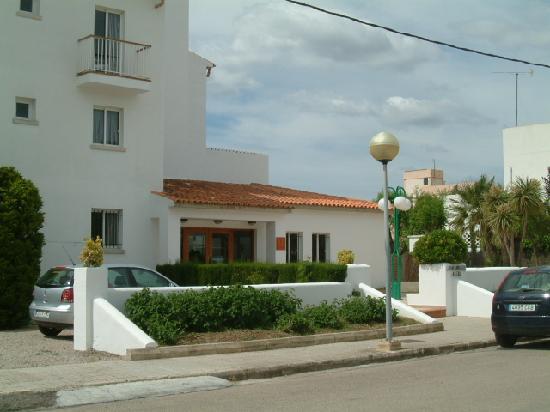 Villa Alexia: Entrance