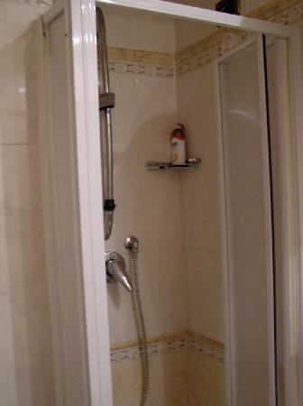Shower cabin - Picture of Hotel Patria, Rome - TripAdvisor
