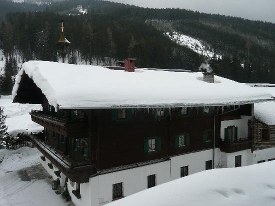 Filzmoos, Österreich: View from Room 315