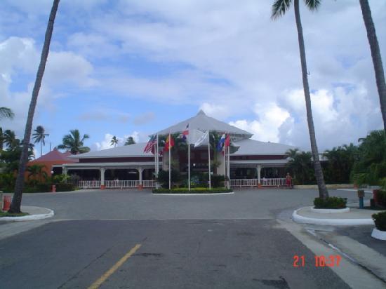 Grand Bahia Principe San Juan: Réception-Accueil