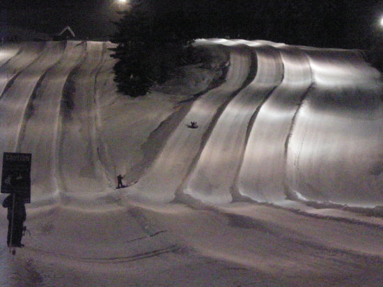 Whistler Blackcomb's Coca-Cola Tube Park