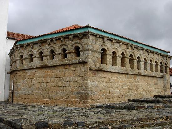 Braganca, Portugal: Domus Municipalis de Bragança, Portugal