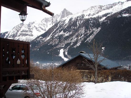 La Savoyarde: View