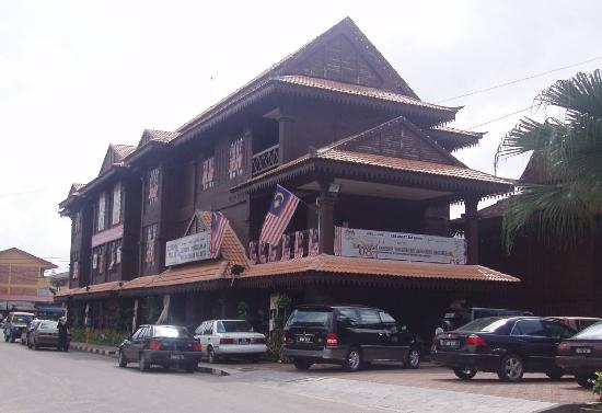 Kota Bharu, Malezya: Get your info of Kelantan at the Tourist Development Corporations office within The Handicraft V