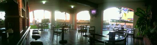 Hotel Don Pelayo Pacific Beach : cantina