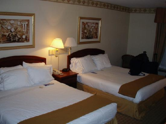 Holiday Inn Express Hotel & Suites: Interior Shot