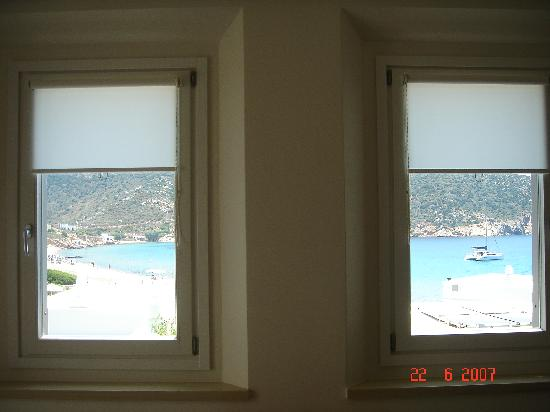 Elies Resort Sifnos: Our View