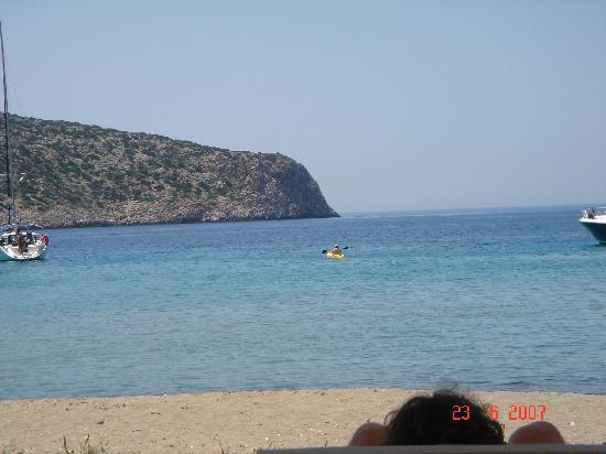 Elies Resorts Sifnos: Kayaking