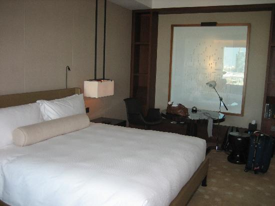 InterContinental Dubai Festival City: standard room