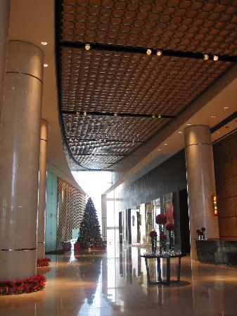 InterContinental Dubai Festival City: foyer