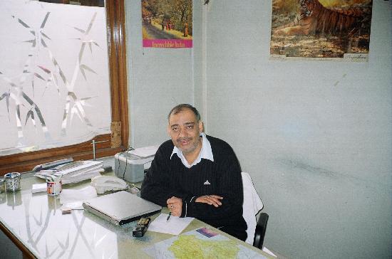 Megha Sheraton: Mr. Naresh Bhatiac -