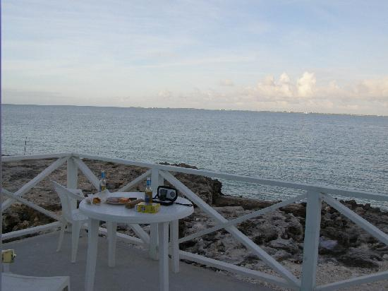 Pelican Beach Villas: View from Deck