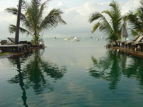 Saboey Resort and Villas: Beautiful pool area