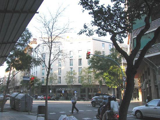 Confortel auditori in barcelona spain picture of - Hotel confortel auditori ...