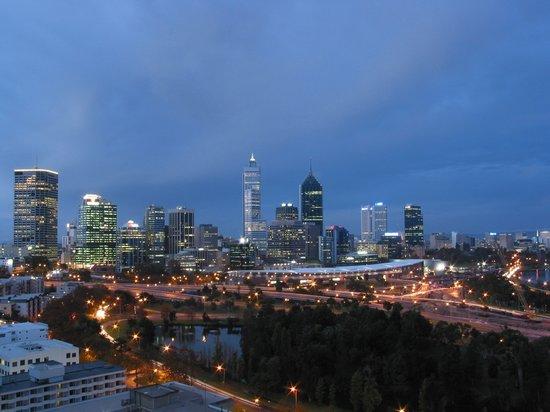 เพิร์ท, ออสเตรเลีย: Perth - Skyline