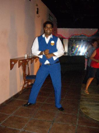 Occidental Caribbean Village Playa Dorada : Happy Man