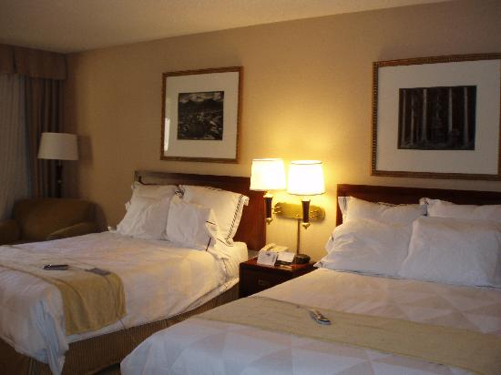 Radisson Hotel Phoenix / Chandler: Double bed room