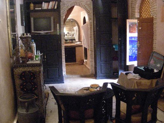 Riad Maipa: other view of my room